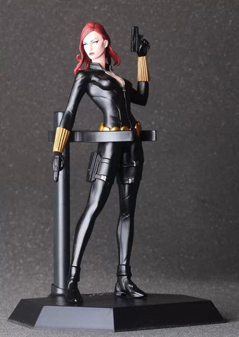 The Avengers Black Widow Action Figure