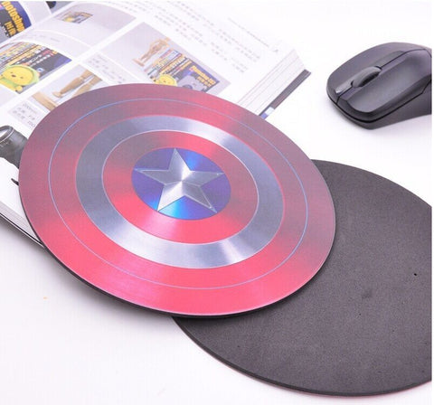Captain America EVA Mouse Pad