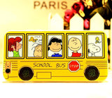 Cell Phone Case - School Bus Snoopy Charlie Brown Cell Phone Case