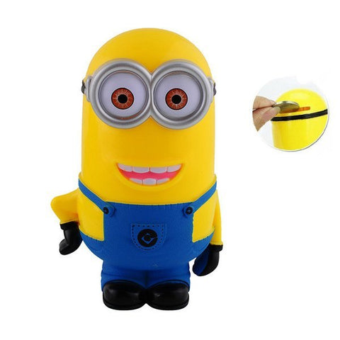 Coin Bank - Minions Ltd Edition Coin Bank
