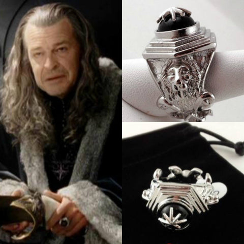 Denethor Steward Of Gondor Lord Of The Rings