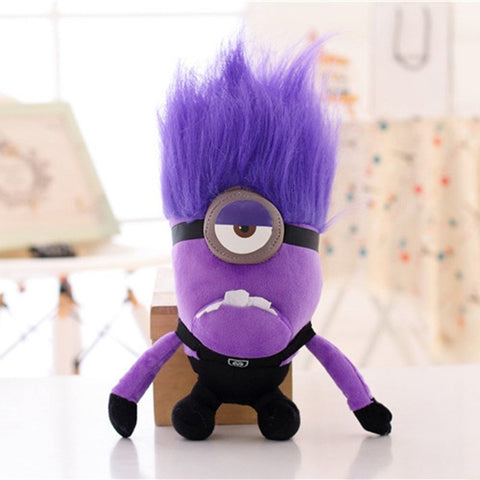 Despicable Me Evil Minion Plush Toy