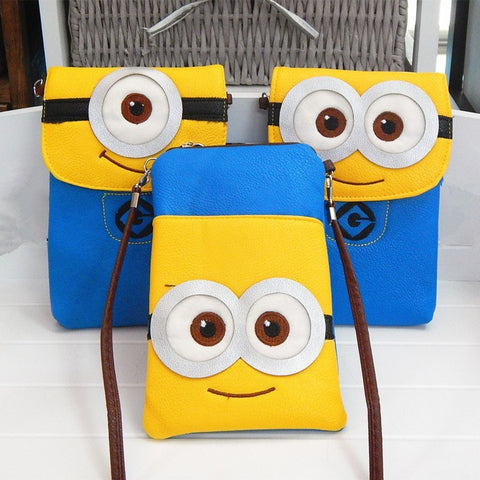Despicable Me Minions Phone Bag