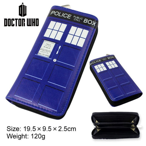 Doctor Who Long Wallet