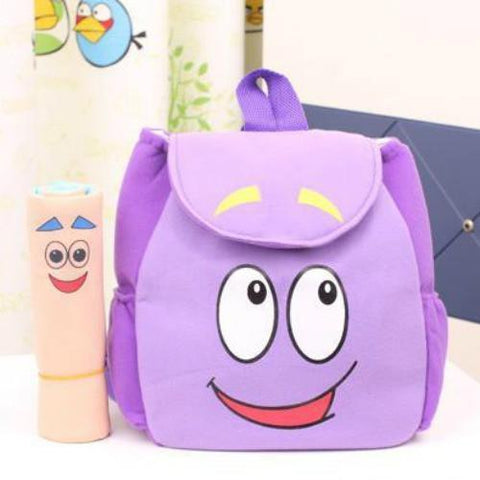 Dora The Explorer Bag Pack And Map