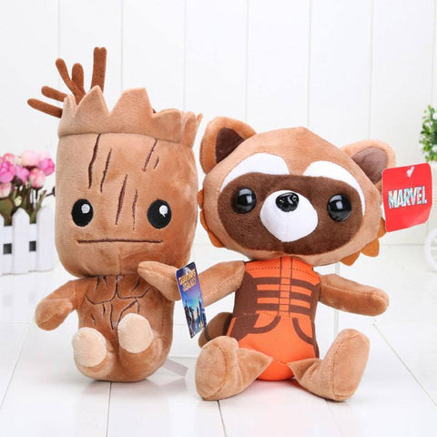 Ents And Groots Plush Toys