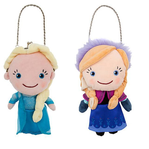 Frozen Plush Coin Purse