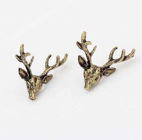 Game Of Thrones Baratheon Sigil Earrings