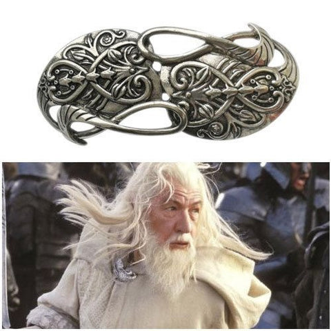 Gandalf Brooch Pin