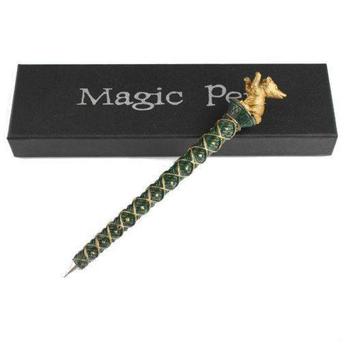 Harry Potter Hufflepuff Magic Wand Pen