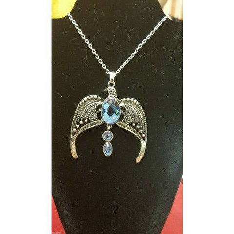 Harry Potter Ravenclaw Crown Necklace