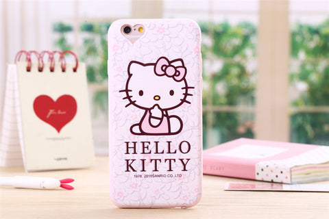 i6/6s Cartoon Hello Kitty Case