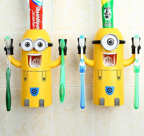 Limited Edition Minions Holder & Dispenser - 60% Off!