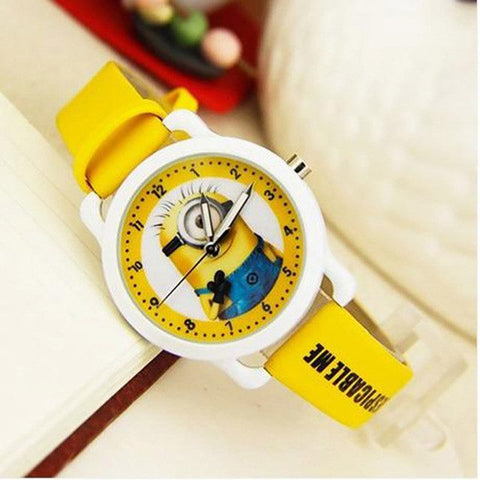 Minions Ceramic Watch