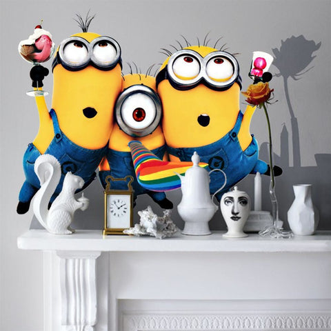 Minions Decorative Wall Sticker
