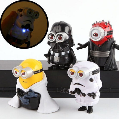 Minions Star Wars Action Figure Toy