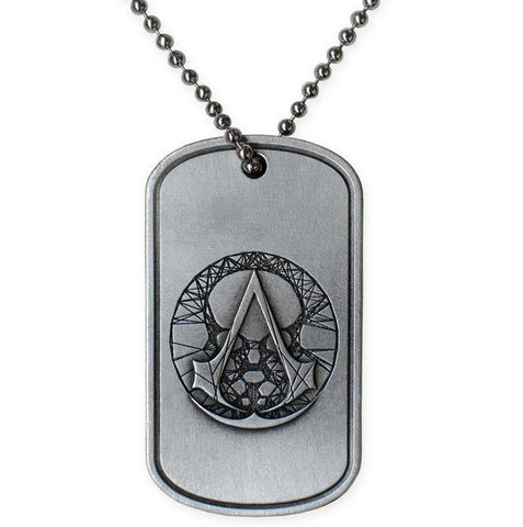 Necklace - Assassin's Creed Military Necklace