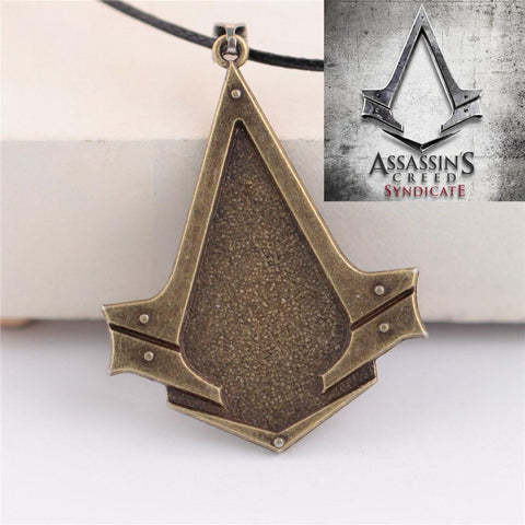 Necklace - Assassin's Creed Syndicate Pendant