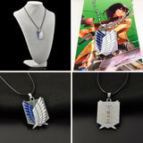 Necklace - Attack On Titan Shingeki No Kyojin Cosplay Necklace