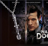 Necklace - Doctor Who Sonic Screwdriver Pendant Necklace