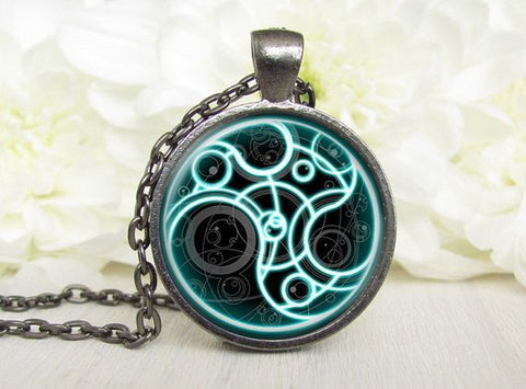 Necklace - Doctor Who - Time Lord Seal Necklace