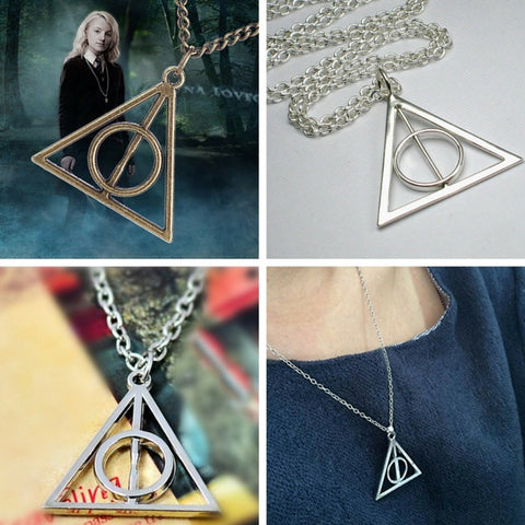 Necklace - Harry Potter Deathly Hallows Necklace