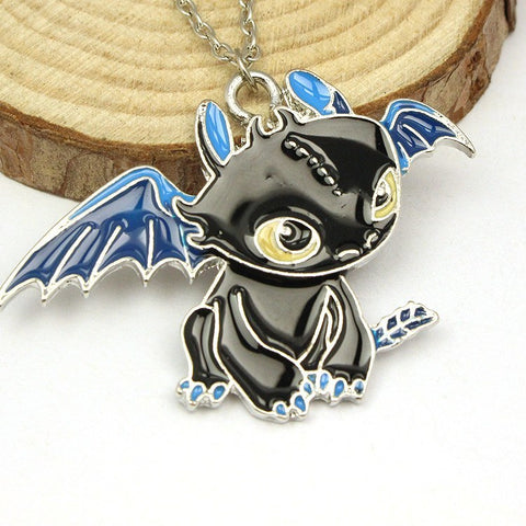 Necklace - How To Train Your Dragon Pendant Necklace