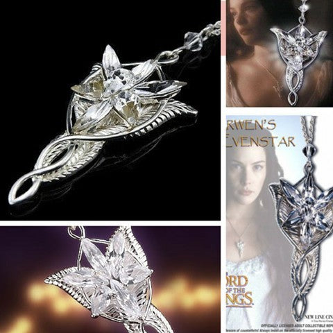 Necklace - Lord Of Rings: Arwen Evenstar Necklace Special Offer