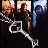 "Necklace - Lord Of The Rings Thorin Oakenshield ""Key To Erebor"" Necklace"