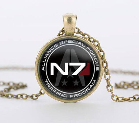 Necklace - MASS EFFECT 3 NECKLACE