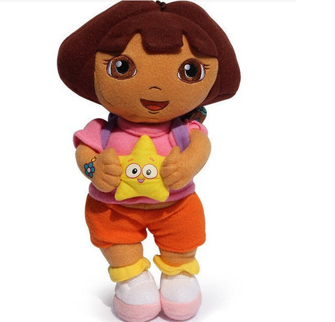 Plush Doll - Dora Explorer Baby Toy