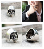 Rings - STAR WARS DARTH VADER RING