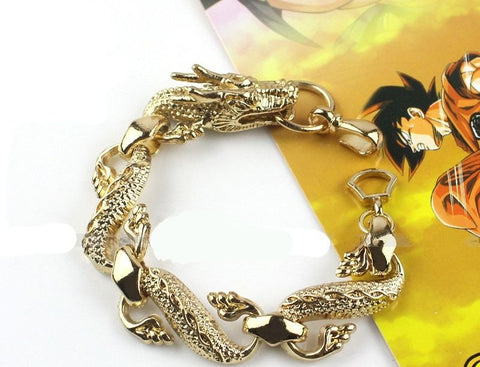 Dragon Ball Z Metal Bracelet