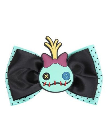 Lilo & Stitch Scrump Bow Hair Clip