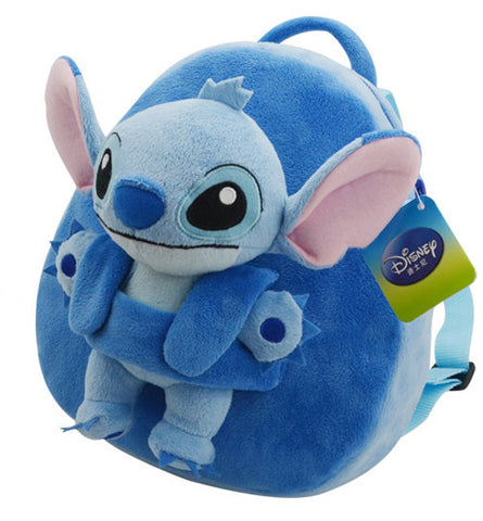 Lilo and Stitch Plush School Backpack