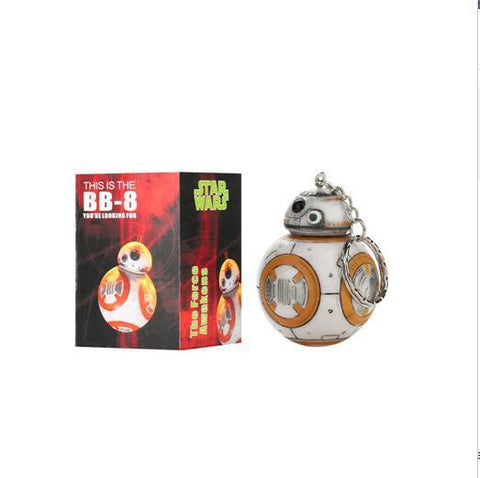Star Wars BB8 Key Chain