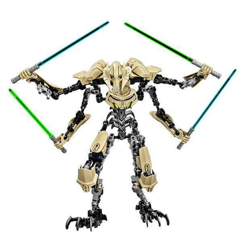 Star Wars General Grievous Figure