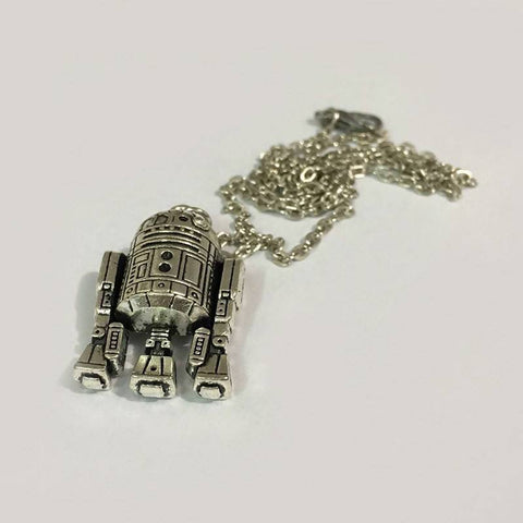 Star Wars Robot Necklace