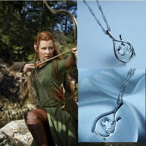 Tauriel's Necklace Lord Of The Rings