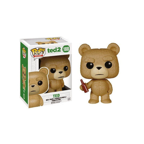 Ted 2 Movie Ted With Beer Figure