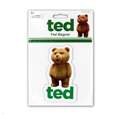 Ted Movie Flat Magnet