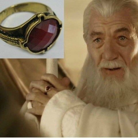 The Hobbit: Gandalf Ring