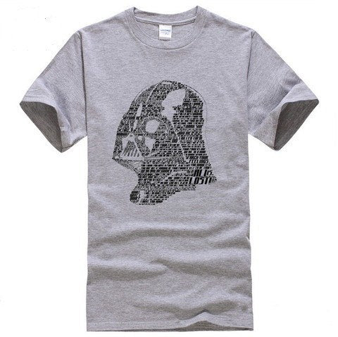 Tops - Darth Vader Men T-shirts