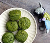 Sweet Spinach Muffins Recipe
