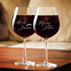 Image of Juice - Personalized Wine Glass