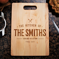 The Kitchen of Cutting Board