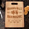 Image of Grandpa World Famous Barbecue Cutting Board
