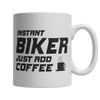 Image of Limited Edition - Instant Biker Just Add Coffee! Male