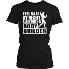 Limited Edition - Feel safe at night sleep with a bodybuiler