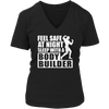 Image of Limited Edition - Feel safe at night sleep with a bodybuiler